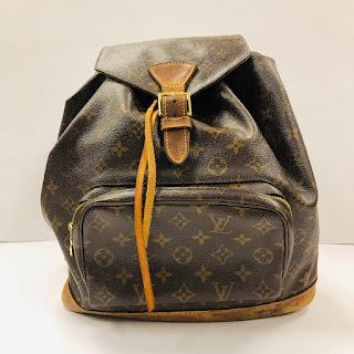 Louis Vuitton Vintage Monogram Backpack