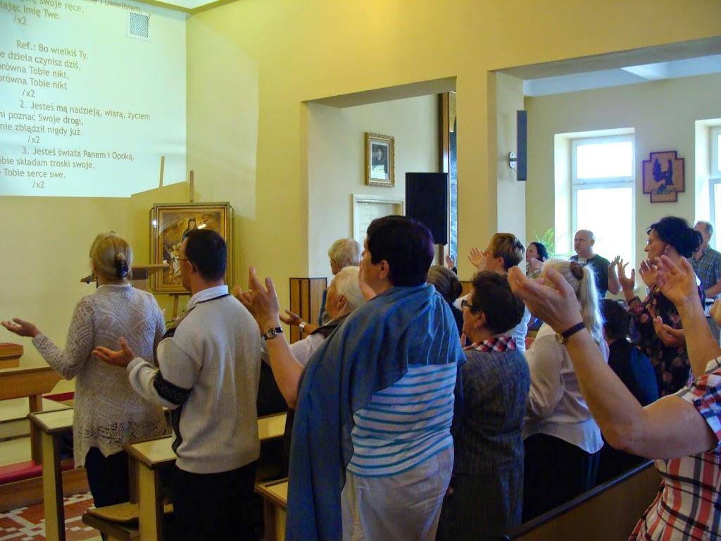 2014 Rekolekcje - Podwyższenie Krzyża Świętego w Częstochowie - DSC05815.JPG