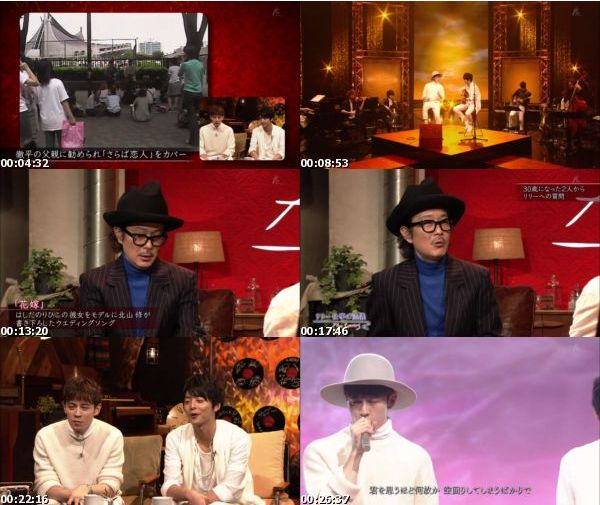 "[TV-Variety] WaT – The Covers ""WaT"" (NHK BS Premium 2016.02.01)"