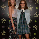 OIC - ENTSIMAGES.COM - Lady Alice Manners and Lady Eliza Manners at the  Sicario - JF London shoe launch  in London 21st September 2015 Photo Mobis Photos/OIC 0203 174 1069