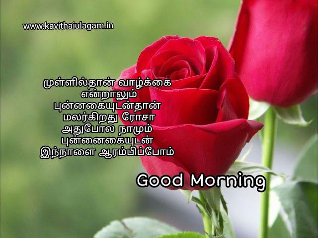 Good Morning Beautiful Kavithai : Good morning kavithai kavithaigal ulagam