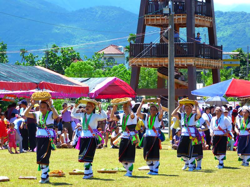 Hualien County. De Liyu lake à Guangfu, Taipinlang ( festival AMIS) Fongbin et retour J 5 - P1240582.JPG