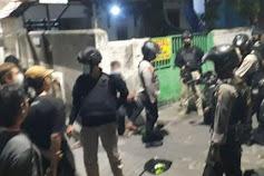 Gagalkan Aksi Tawuran Pemuda di Bogen, Polisi Surabaya Temukan Sajam, Miras Hingga Narkoba