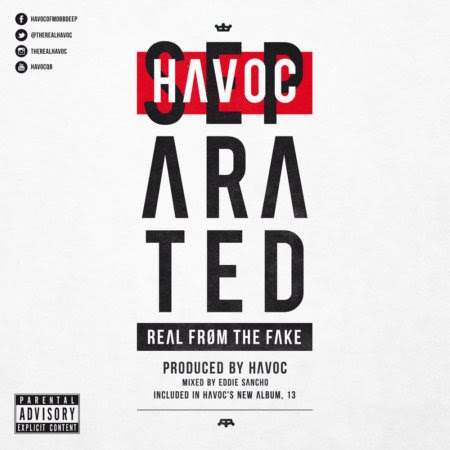 Havoc - Separated (Real from the Fake) Prodigy Diss