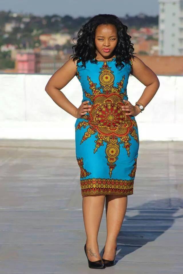 Nigerian Rocking Chitenge Outfits