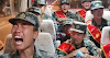 PLA troops crying on the way to India-China border- Taiwan media