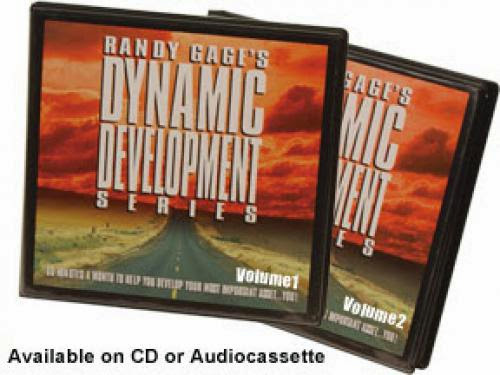 Randy Gage Dynamic Development Series By Randy Gage