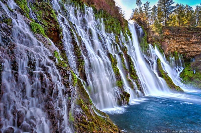 Burney Falls Shasta Cascade-2 - scaled