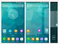 Download S Launcher | Mengubah Tampilan Menjadi Samsung S7 Gratis