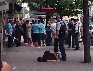 Une explosion à Ansbach en Allemagne fait 12 blessés, l'assaillant tué par la détonation