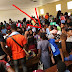 IMSU Students Fight Over Seat In Exam Hall