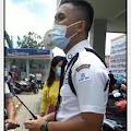 Oknum Satpam BRI cabang Pandeglang Rusak Hp wartawan Saat Liputan