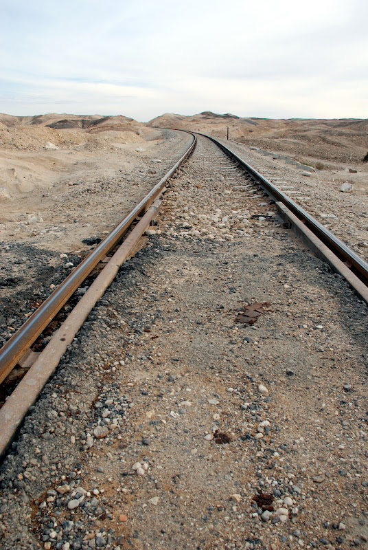 railway in the negev