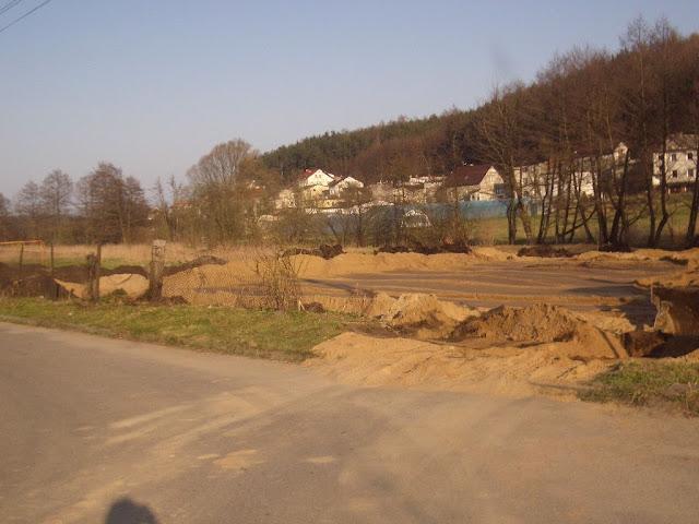 Budowa placu zabaw ul. Wieluńska - IMGP2406.JPG