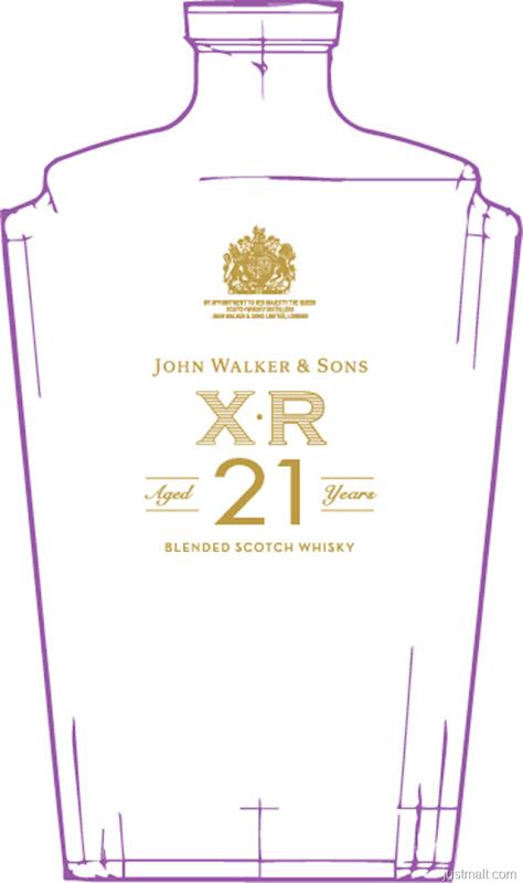 Johnnie Walker - John Walker & Sons XR 21