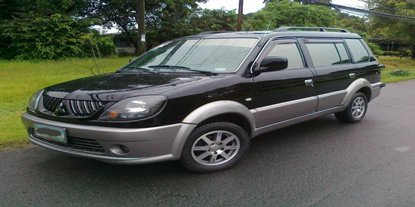 Luzviminda Travel and Tours: Cebu - SUV For Rent (Mitsubishi Adventure)