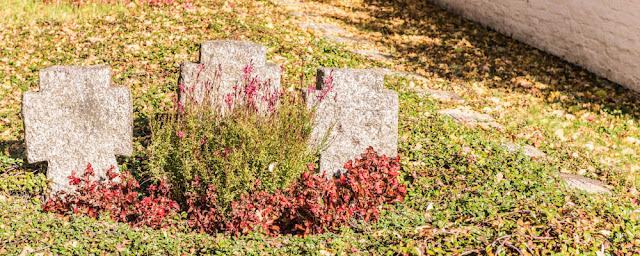 Soldatengräber