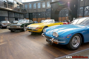 Aston, Ferrari and Lamborghini classics for sale