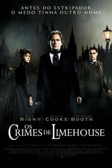 Baixar Filme Os Crimes de Limehouse Torrent Grátis