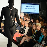 WWW.ENTSIMAGES.COM -   Wearing Memories   collections   at  LFW - Fashions Finest at Grand Connaught Rooms second show, London September 14th 2014                                                    Photo Mobis Photos/OIC 0203 174 1069