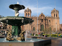 Cusco square