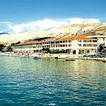 Chorwacja/Wyspa Pag/Pag - Hotel Pagus