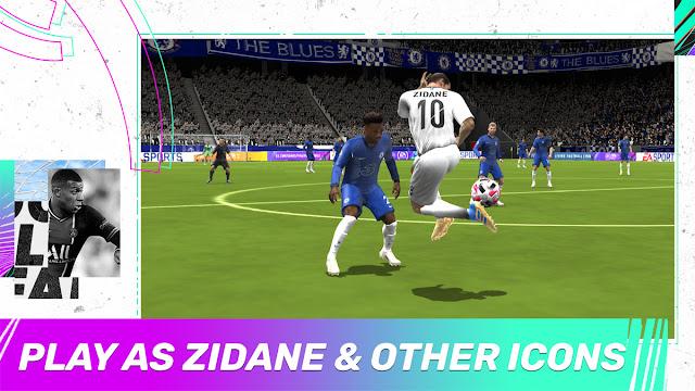 تحميل لعبة فيفا 2021 apk للاندرويد مجانا