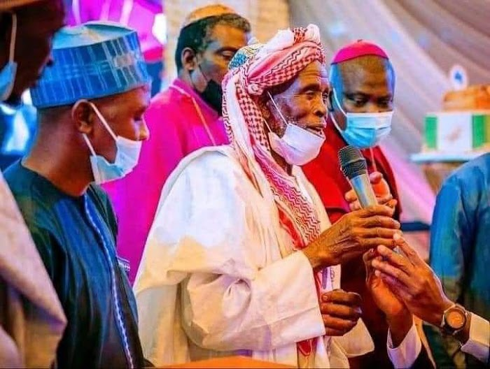 Exclusive: CAN honors an Islamic cleric who saved the lives of over 200 Christians during an attack from the Muslim youths in Nigeria