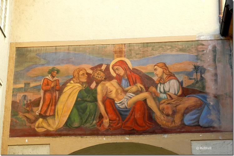 Fresko Fransikaner