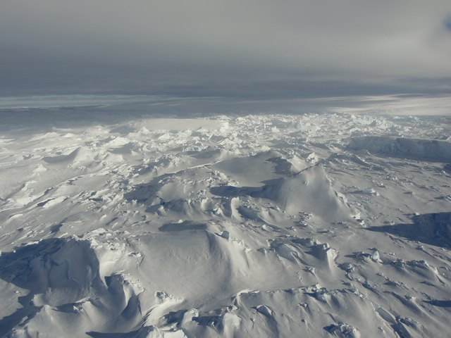 El Totten, uno de los glaciares mayores del Planeta, se está derritiendo