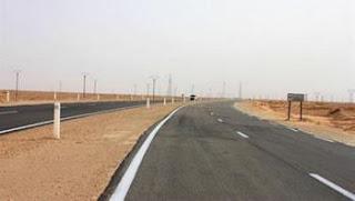 Grand Sud: Comment protéger les routes de l'ensablement