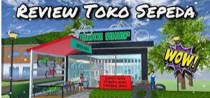 ID Toko Sepedah di Sakura School Simulator Cek Disini