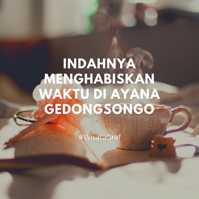 Quality Time di Spot Cantik Ayana Gedongsongo Semarang