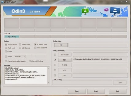 Cara Flashing Install Ulang Samsung Galaxy Ace 2 GT-I8160 Jellybean 1