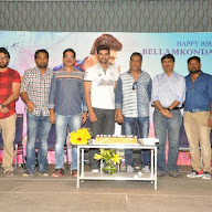 Speedunnodu Movie Teaser Launch photos