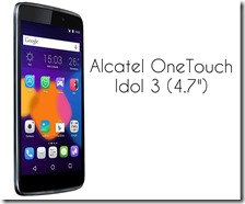 Alcatel OneTouch Idol 3.4.7