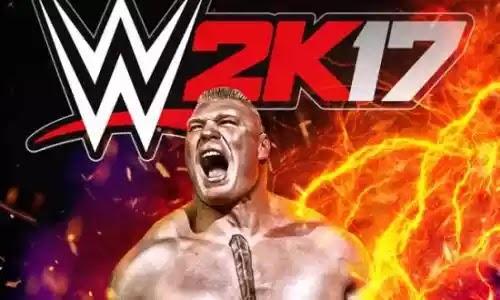 descargar WWE 2k17 apk y data OBB para dispositivos Android