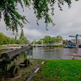 Leiden bereikt (Zijlpoort) (foto: AK)