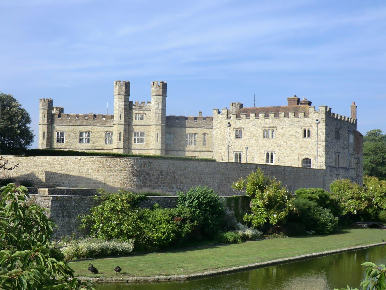 CIMG3044 Leeds Castle