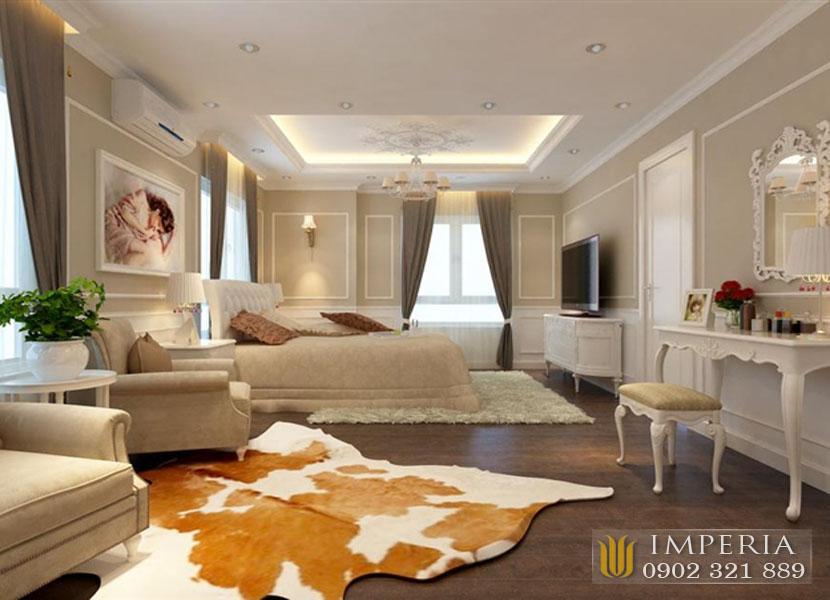 Cho thuê căn hộ Sky Villa tại Imperia An Phú quận 2 - 4PN nội thất siêu đẹp