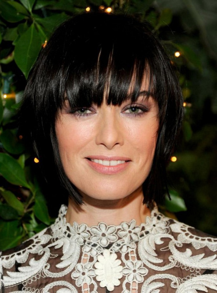 feathered bob hairstyle ideas 2017 - Styles 7