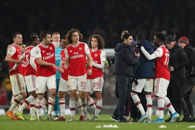 Arsenal fans heaped praise on Superstar after a convincing display