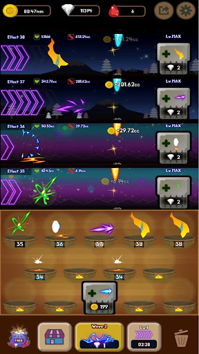 EffectParty : Idle Merge Effect android2mod screenshots 4