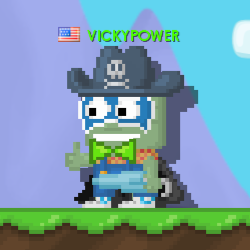 VICKYPOWER Growtopia