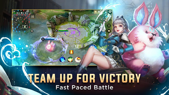 Mod Game Garena AOV - Arena of Valor: Action MOBA Hack Mod for Android