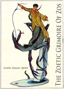 Cover of Austin Osman Spare's Book The Zoetic Grimoire Of Zos