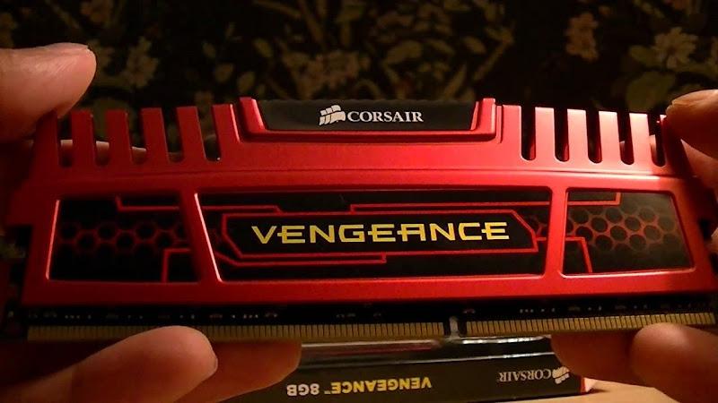 8 GB Corsair Vengeance