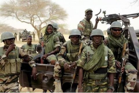 Nigerian Army Release 25 Children Suspected Of Having Links With Boko Haram Terrorists
