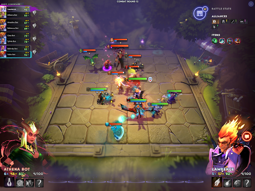 Dota Underlords screenshots 9