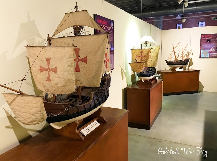 Embarcaciones en el descubrimiento de América